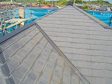 既存の屋根材